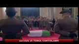 Afghanistan, oggi i funerali privati di Luca Sanna