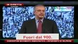 Caso Ruby, Veltroni: Berlusconi chiarisca o si dimetta