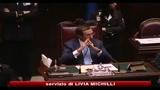 23/01/2011 - Berlusconi: non mi dimetto, c'è un disegno eversivo