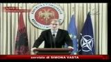 Albania, Berisha: pugno contro le violenze di piazza