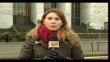 24/01/2011 - Caso Ruby, oggi nuova audizione della escort Nadia Macrì