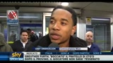 24/01/2011 - Milan, l'arrivo di Emanuelson