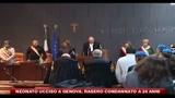 Neonato ucciso a Genova, Rasero condannato a 26 anni