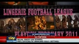 25/01/2011 - Playboy presenta: Lingerie Football League
