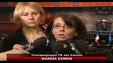 25/01/2011 - Litigio Berlusconi - Lerner, le reazioni politiche