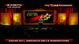 Oscar 2011, l'annuncio delle nominations