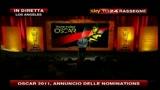 Oscar 2011, l'annuncio delle nominations