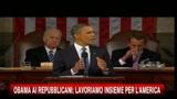 26/01/2011 - USA, Obama appello ai Repubblicani