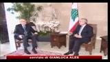 Libano, nominato nuovo premier Mikati