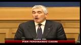 Federalismo, Casini: il Terzo Polo voterà contro