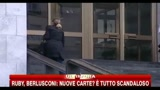 26/01/2011 - Ruby: altre 300 pagine arrivate alla procura di Milano