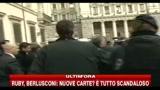 Ruby, Berlusconi: nuove carte? E' tutto scandaloso