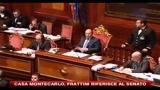 Casa montecarlo, Frattini riferisce al Senato