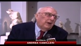 Camilleri: ci che turba i vescovi e Napolitano turba anche me