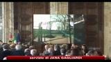 Shoah, Napolitano: degenerazione da totalirismi