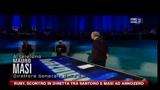 Annozero, Masi vs Santoro