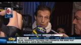 28/01/2011 - Milan, Allegri: è un'emergenza numerica