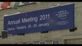 28/01/2011 - Davos, c'è ottimismo al World Economic Forum
