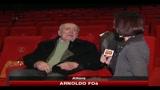 28/01/2011 - Arnoldo Foà, 95 anni di cinema, teatro, doppiaggio