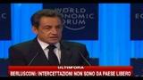Davos, priorità salvare l'Euro ma Tremonti tentenna