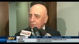 29/01/2011 - Milan, Galiani: Per noi il mercato è strafinito