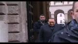 29/01/2011 - Berlusconi: non sono mai fuggito davanti ai magistrati