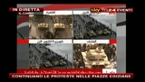 Continuano le proteste nelle piazze egiziane