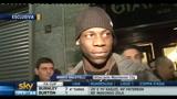 30/01/2011 - Balotelli: per ora sto bene a Manchester