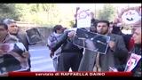 Roma, protesta davanti consolato egiziano