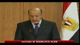 30/01/2011 - Egitto, Sulemain nominato vicepresidente del Governo