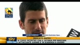 31/01/2011 - Tennis, Djoko fa sul serio