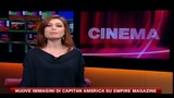 Cinema, le nuove immagini di Capitan America