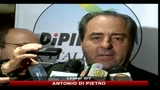 02/02/2011 - Di Pietro: non  processo breve, ma prescrizione breve