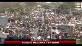 02/02/2011 - Egitto, il discorso di Mubarak pone fine al regime di 30 anni