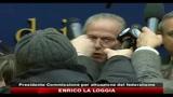 03/02/2011 - Federalismo, La Loggia- nessun problema con la Lega