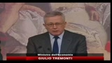 Federalismo, Tremonti: grande e storia riforma strutturale