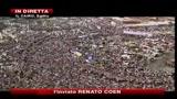 Oggi nuova protesta, migliaia di persone in piazza