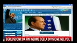 06/02/2011 - Berlusconi: da Fini il germe della divisione nel PDL