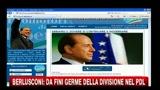 06/02/2011 - Berlusconi: da Fini il germe della divisione nel PDL