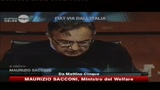 07/02/2011 - FIAT, Sacconi: l'importante  che ci siano gli investimenti