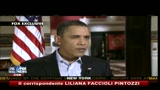 Egitto, Obama a Fox News: è ora di cambiare