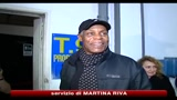 Danny Glover a cinecitt per una lezione di cinema