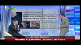 08/02/2011 - Piano nomadi, Alemanno: Napolitano ci aiuti per accorciare i tempi