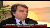 Brunetta risponde a Pietro Ichino