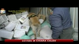 6 tonnellate di tabacco sequestrate nel porto di La Spezia