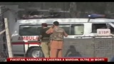 10/02/2011 - Pakistan, kamikaze in caserma a Markan, oltre 30 morti