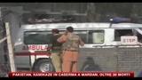 Pakistan, kamikaze in caserma a Markan, oltre 30 morti