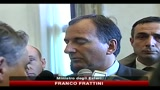 Frattini: noi rispettiamo la Corte Costituzionale
