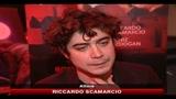 Roma, Riccardo Scamarcio a teatro con Romeo e Giulietta