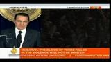 Discorso Mubarak: la folla gli urla contro
